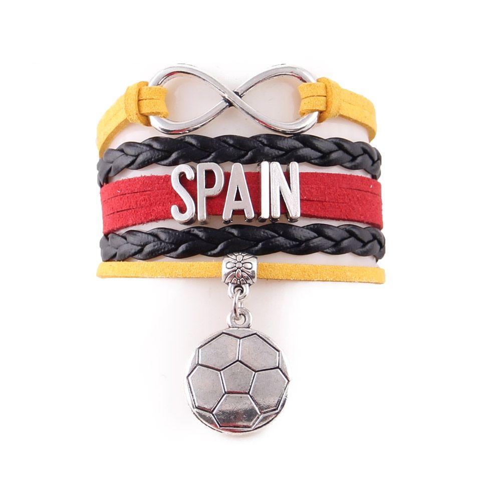 Футбольные браслеты с реал мадридом
