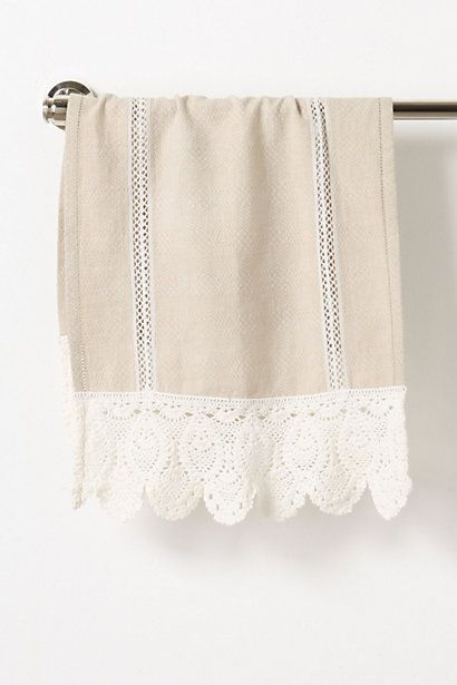 Make with linen for fine china | Crochet Ideas | Decorative