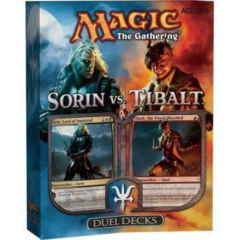 Magic the Gathering MTG Jace vs Vraska Factory Sealed Duel Deck