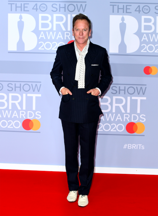 Here Are All The Looks From The Brit Awards 2020 Red Carpet In 2020 Jamie Laing Johnny Marr Ashley Roberts