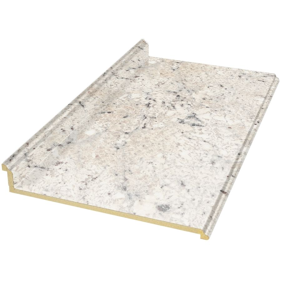 Captivating Shop BELANGER Fine Laminate Countertops 4 Ft Ouro Romano Etchings Straight  Laminate Kitchen Countertop