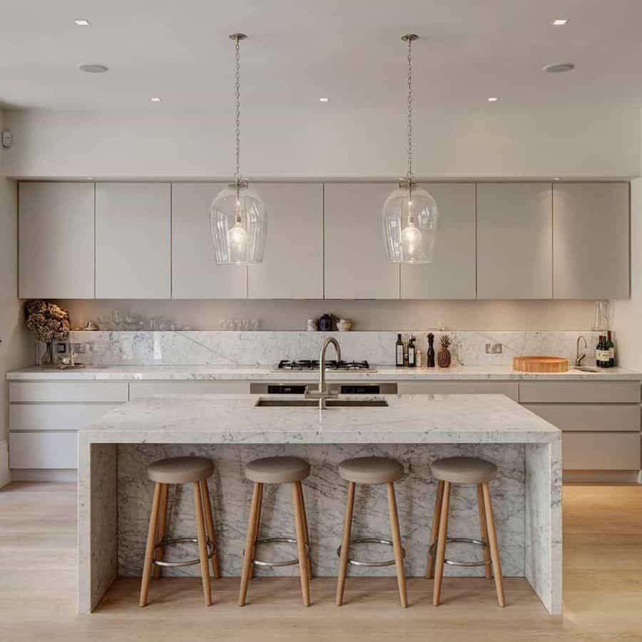 Top 81 Small Kitchen Island Ideas