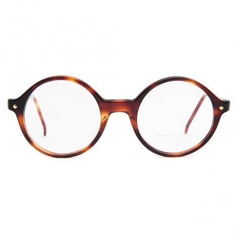 f532298c0c Lunettes rondes vintage écailles marron | My Style Pinboard ...