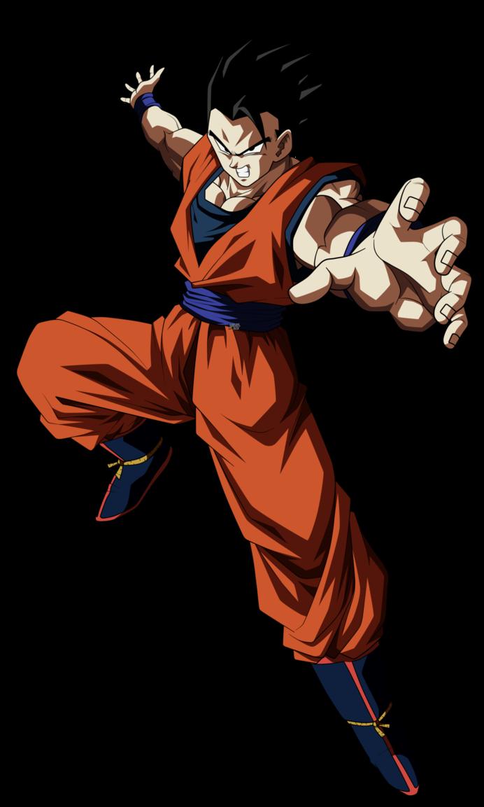 Gohan By Urielalv Anime Dragon Ball Dragon Ball Dragon Ball Art