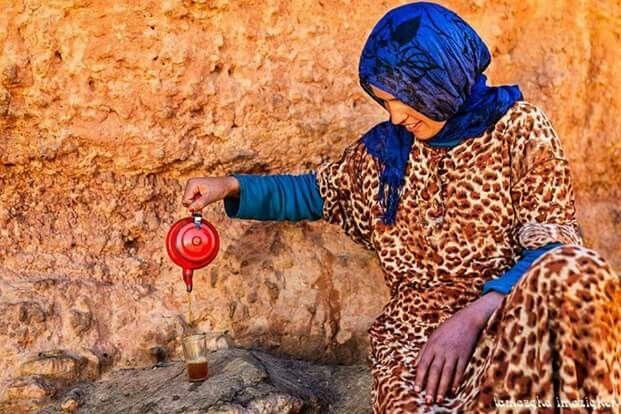 Voyage chez les Amazighes