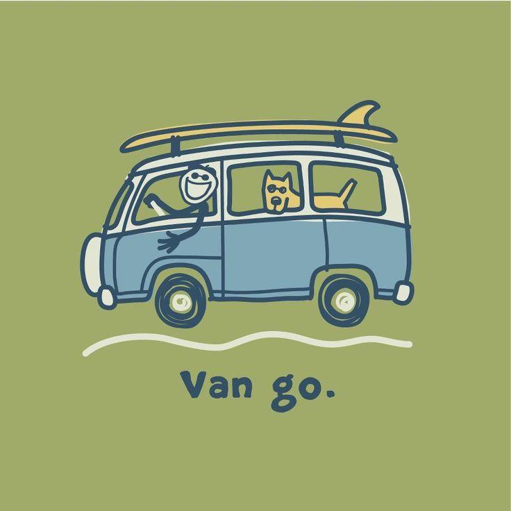 VW van Go