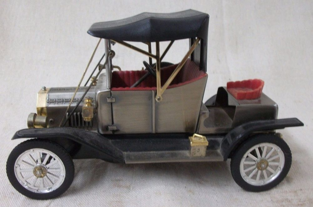 Vintage Waco Product 1912 Ford Model T 9v Am Transistor Radio