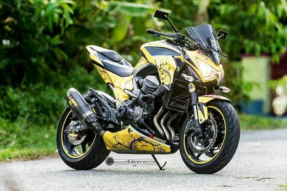 Kawasaki Ninja Z800 Kawasaki Z800 Kawasaki Ninja Motorcycle
