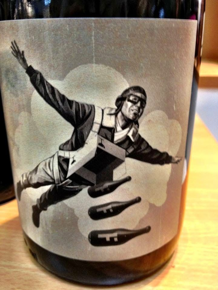 El Alma del Vino.: Nine North Wine Company F Bomb 2012.