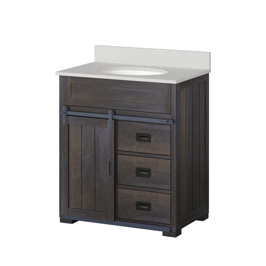Style Selections Multiple Colors 30 In Undermount Single