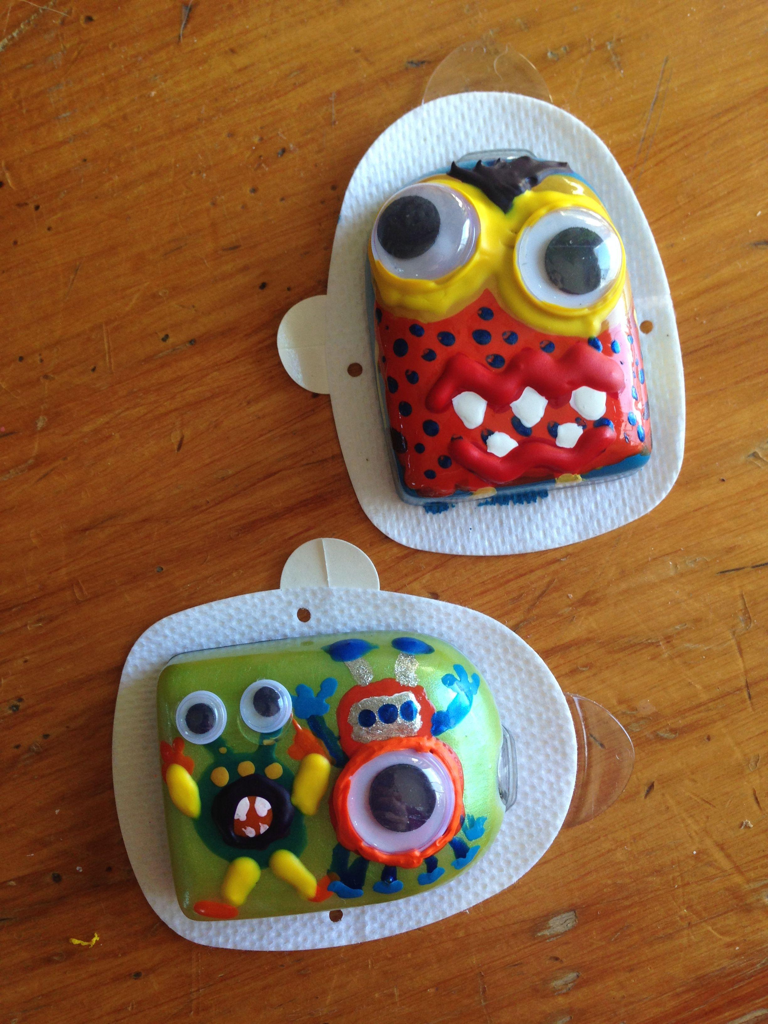 Monster pods! | Tips and tricks for diabetes | Pinterest | Diabetes