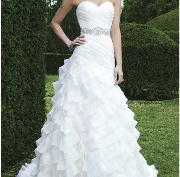 Kleinfeld Wedding Dress!!! Loveeee