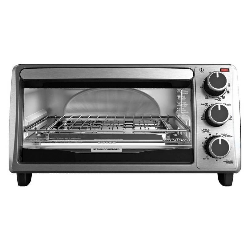 Black And Decker Countertop Oven 12 Pizza Capacity Manual