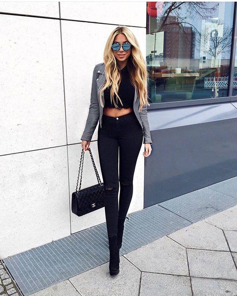 Club Wear Jeans