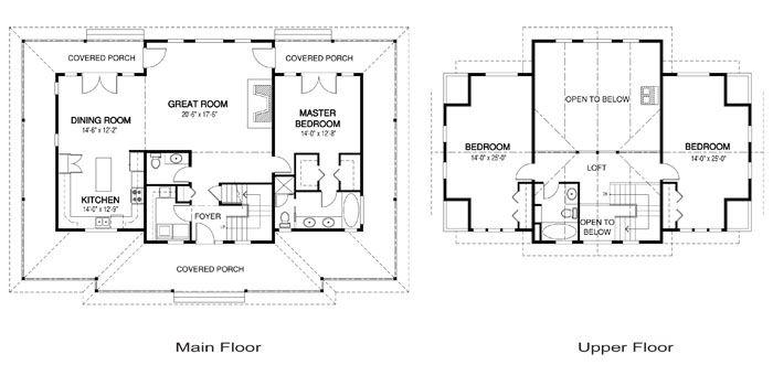 Dundarave Floor Plan House Plans Floor Plans Custom Homes