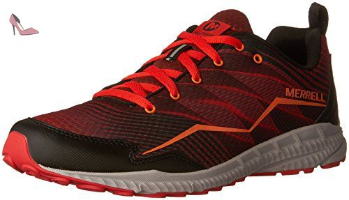 Merrell All Out Crush Light, Shoes Homme - Rouge (Red), 41.5 EU