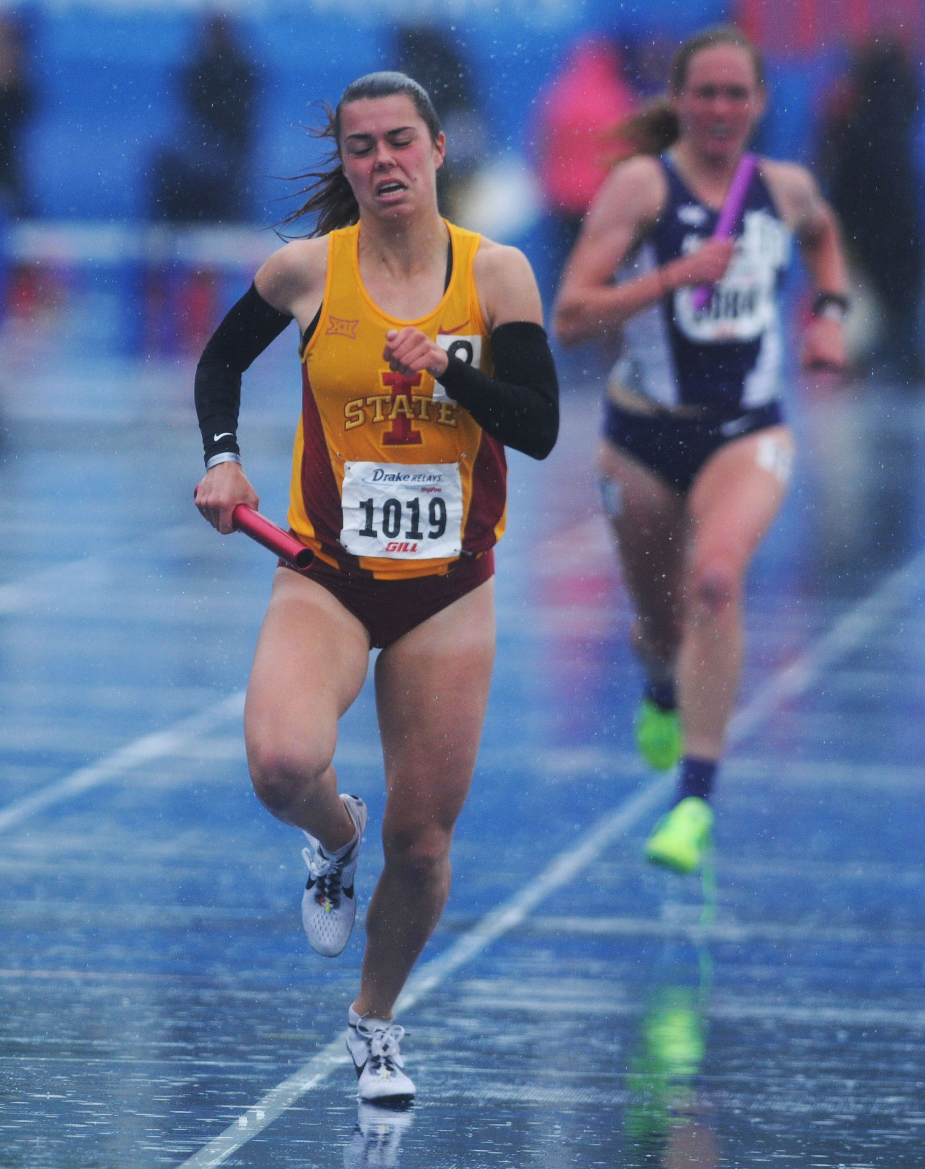 Iowa State's Erinn StenmanFahey anchors the Cyclones to a