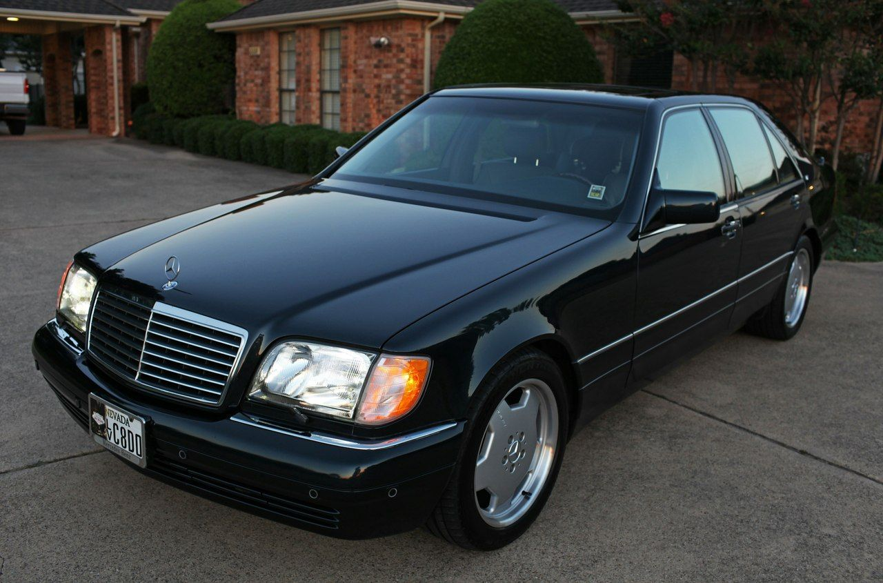Mercedes Benz W140 S600 On Amg Molocks Benztuning Performance And Style