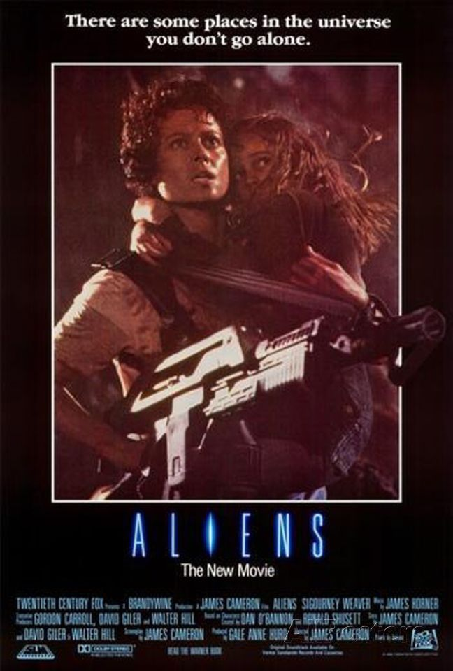 Aliens Poster at AllPosters.com