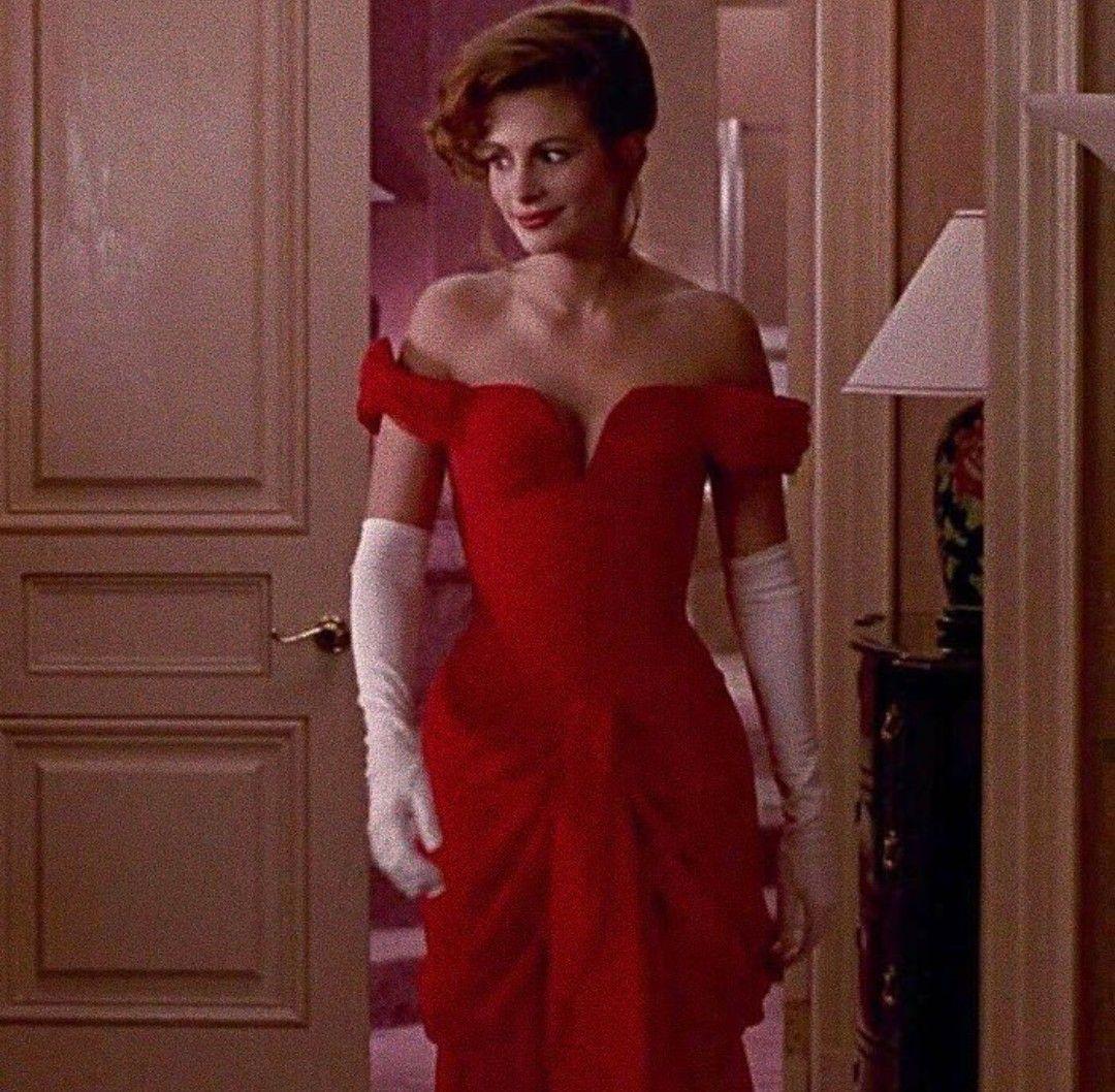 movieslutz | rot anziehen, pretty woman, frauen in rot