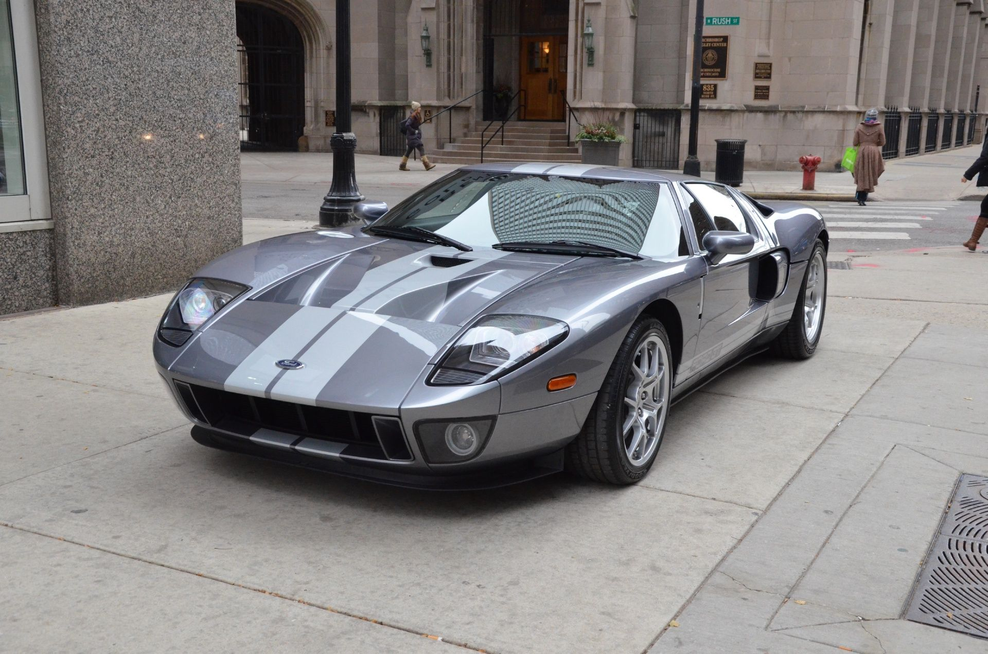 Used 2006 Ford Gt Chicago Il Ford Gt Ford Car Dealership