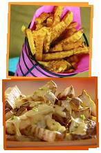 Comfort-Food Veggie Swaps! (Fries, Chips, Pizza & More) AAAHHHHH!!!!