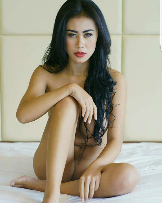 Gavriena Astaris Model Indonesia Indonesian Nude Model