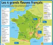 Les 4 grands fleuves français - Le Petit Quotidien, le seul site d ...