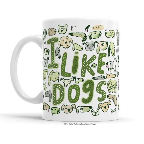 Dog Dad Mug I Love My Dog Dog Mug Dog Dad Dog Dad Gift Gift for Dog Man Dog Guy Present Cute Dog Mug Dog Parent Dog Dude Dog Man Gift Dog