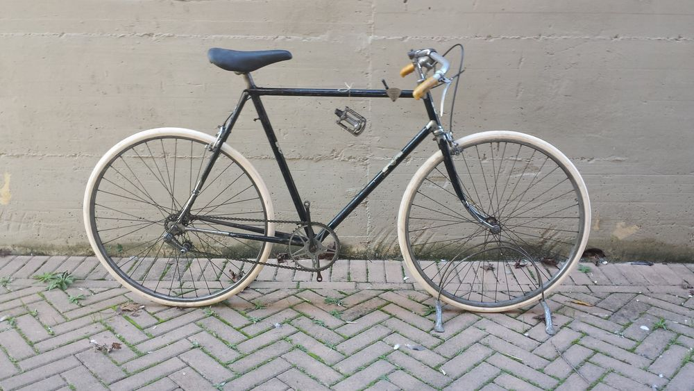 Bici Epoca Velo Ancien Bicycle Antique Umberto Dei In