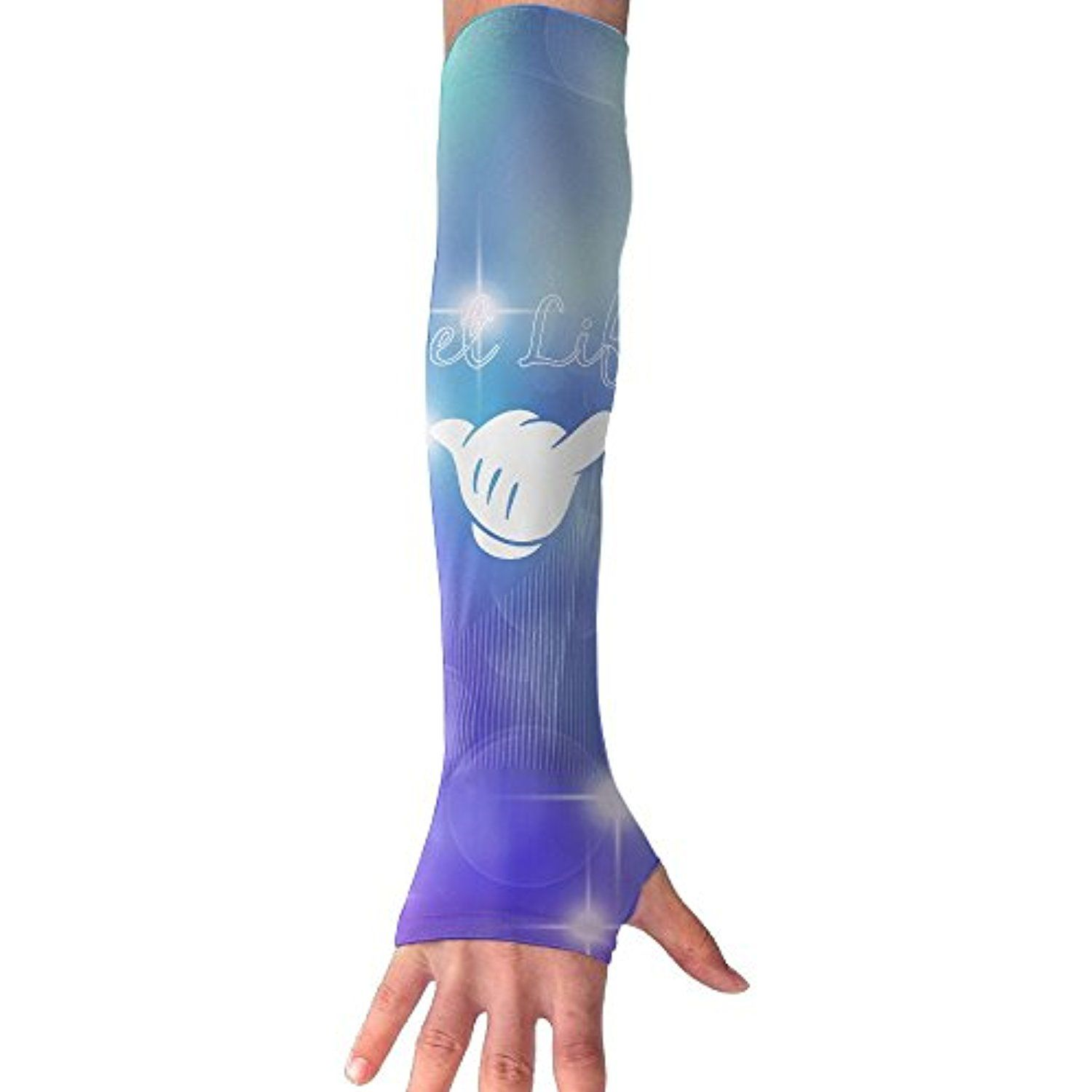 Lovely Jet Life 1 Pair Uv Sleeves Sun Sleeves Cooling Uv Protection Arm Sleeves Ability For Outdoors Sports Fit Unisex Use T Uv Sleeve Sport Fitness Volleyball