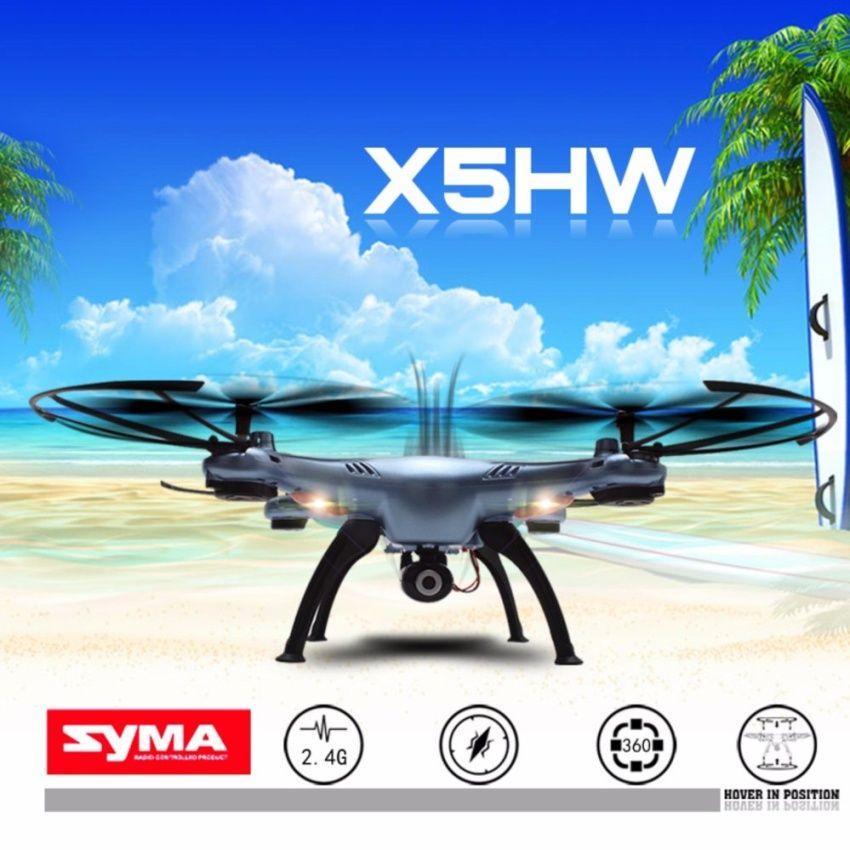 รีวิว สินค้า Drone โดรนบังคับ โดรนติดกล้อง Syma รุ่น X5-HW(New 2017) ล็อคความสูงได้ กล้องถ่ายวีดีโอ ภาพนิ่ง ภาพคมชัดระดับ HD Hover Function + FPV WIFI Camera(สีขาวหรือบรอนซ์ฟ้า) ✓ ขายด่วน Drone โดรนบังคับ โดรนติดกล้อง Syma รุ่น X5-HW(New 2017) ล็อคความสูงได้ กล้องถ่ายวีดีโอ ภาพนิ่ง ภาพคม ก่อนของจะหมด   trackingDrone โดรนบังคับ โดรนติดกล้อง Syma รุ่น X5-HW(New 2017) ล็อคความสูงได้ กล้องถ่ายวีดีโอ ภาพนิ่ง ภาพคมชัดระดับ HD Hover Function   FPV WIFI Camera(สีขาวหรือบรอนซ์ฟ้า)…