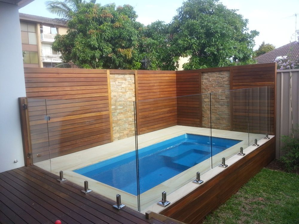 Details About Above Ground Courtyard Pool Kit 4m X 1 9m
