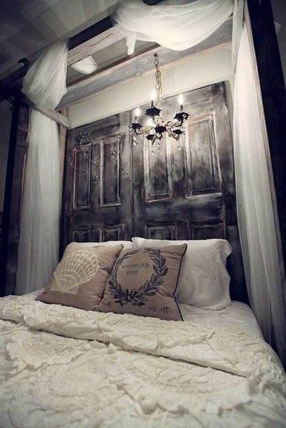 Schlafzimmer Ideen - Himmelbett Anleitung und 42 weitere - schlafzimmer einrichten deko