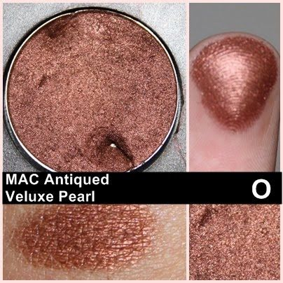 Mac Antiqued Eyeshadow Eyes On Me Mac Eyeshadow Swatches Mac