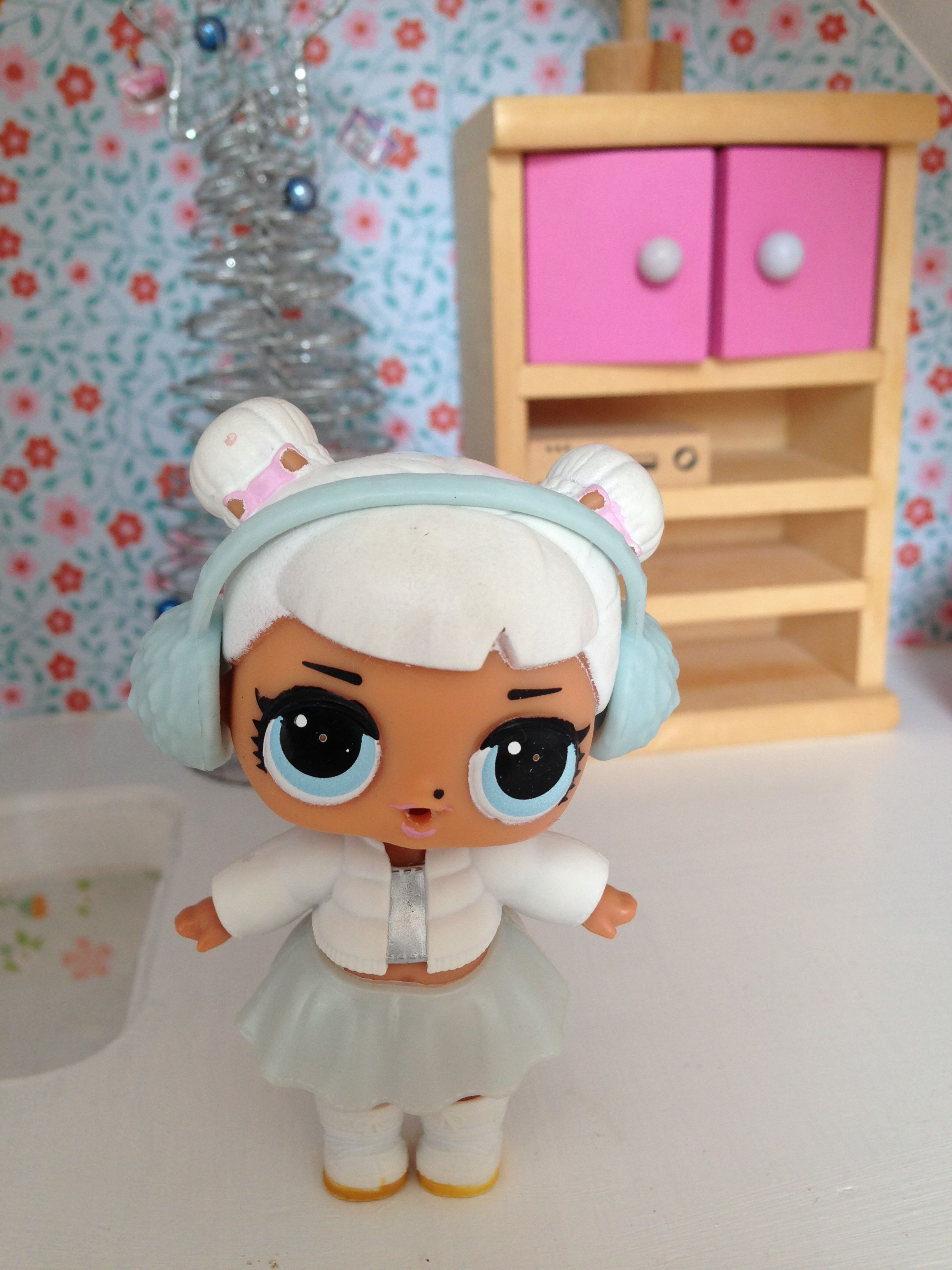 Snow Angel Lol Surprise Doll Lol Dolls Hello Kitty Lol