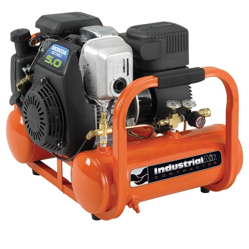 Air Compressor with Honda Engine Best portable air