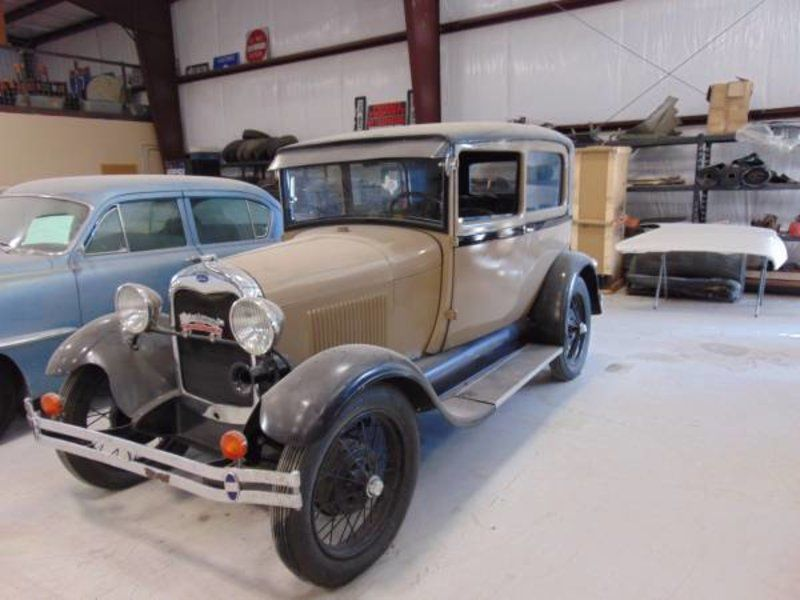 1929 Ford Model A for sale - Helotes, TX | OldCarOnline.com ...
