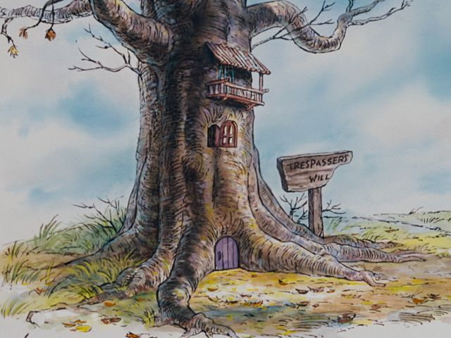 Word Association Quiz Where Should You Live In 100 Acre Wood Piglet House Winne The Pooh Hundred Acre Woods