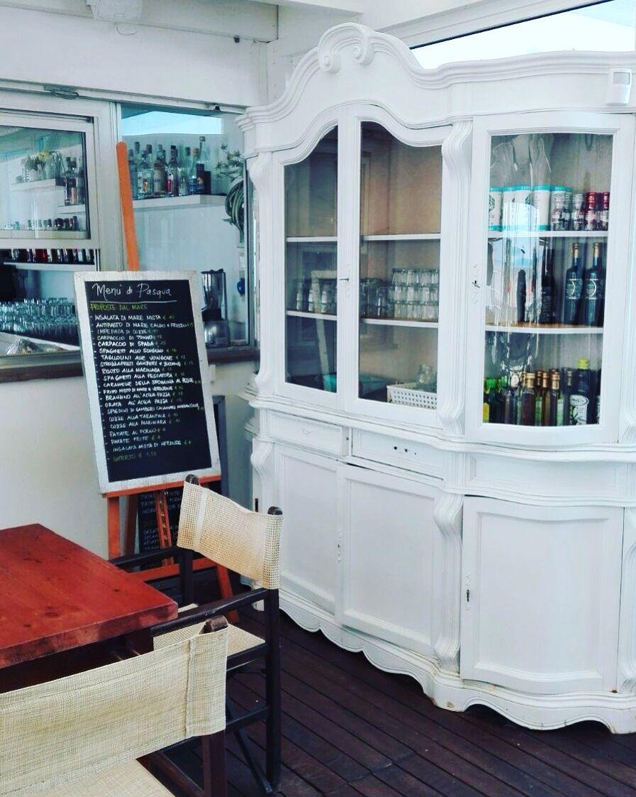 Particolari  #bagnodelfino42 #marinaronea #shabbychic #ristorante sul #mare