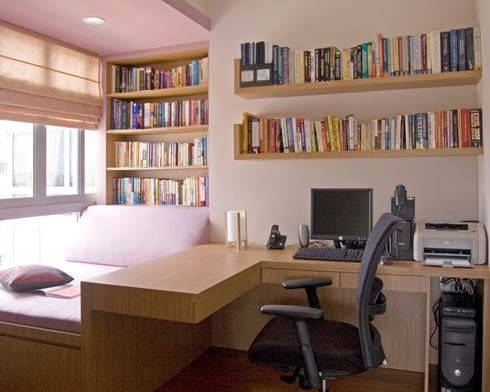 How To Decorate and Furnish A Small Study Room | Office room ... Chaise Longue Next Home on chaise sofa sleeper, chaise furniture, chaise recliner chair,