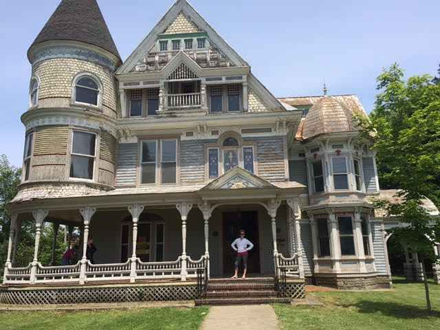 1900 Queen Anne Camden Ny Old House Dreams Camden House Victorian Homes Victorian Style Homes