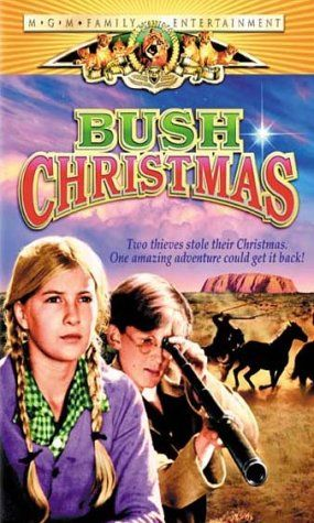 For four children in a small outback town, it's the last day of school and the first day of the Christmas season! So when they spy a pair of strangers hiding among the trees, they're too busy dreaming about presents under the tree to notice anything suspicious. But later that night someone steals their father's prized horses.