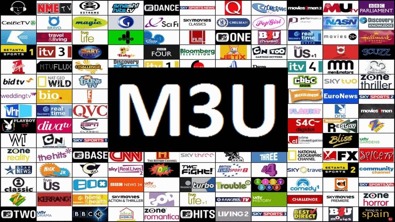 Free IPTV Links 2019 m3u playlist 02-01-2019 | iptv links