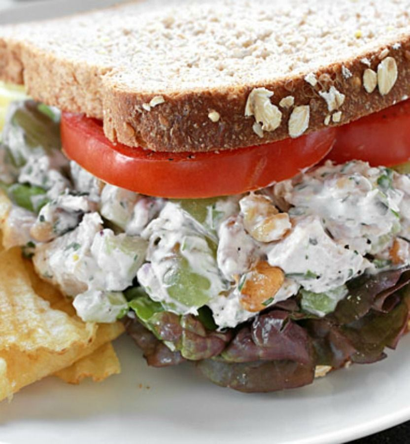 Chicken Salad Recipes, Chicken