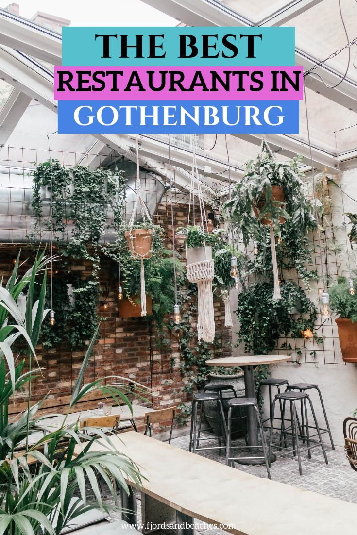 7 Great And Unique Restaurants In Gothenburg Travel In