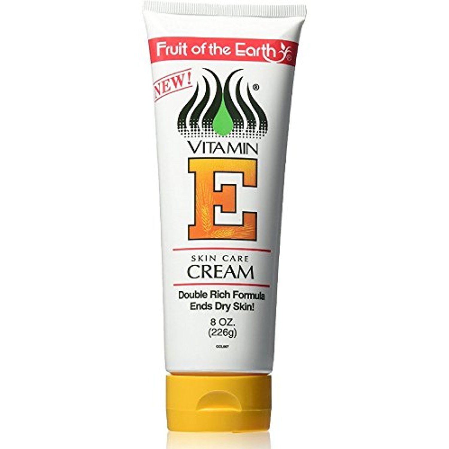 Fruit Of The Earth Vitamin E Cream 8 Oz Tube 3 Pack With Free Nail File Check Out The Image By Visiting The Link T Skin Care Cream Skin Care Vitamin E