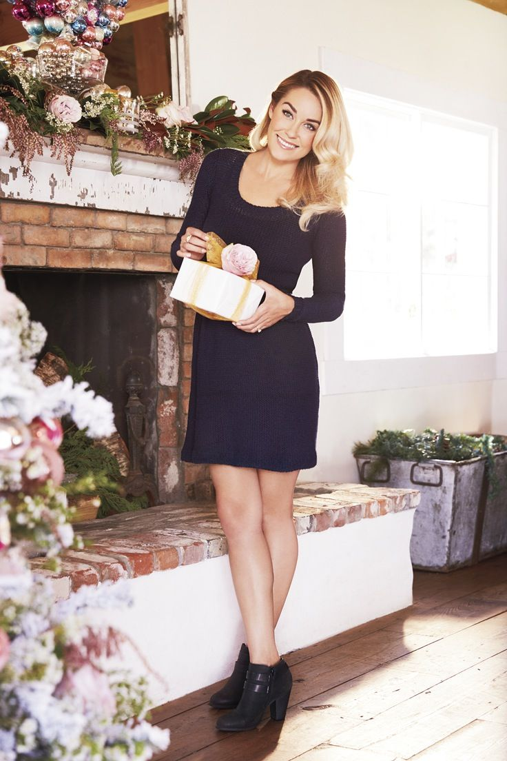 d98f4a625ef One dress to style differently for each of your holiday events. LC Lauren  Conrad at  Kohls