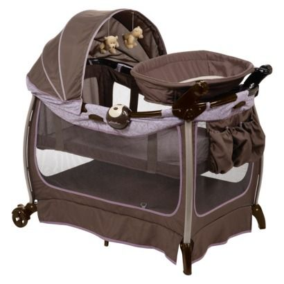 Eddie Bauer Playard - Caitlin (play-yard, bed, changing table ...