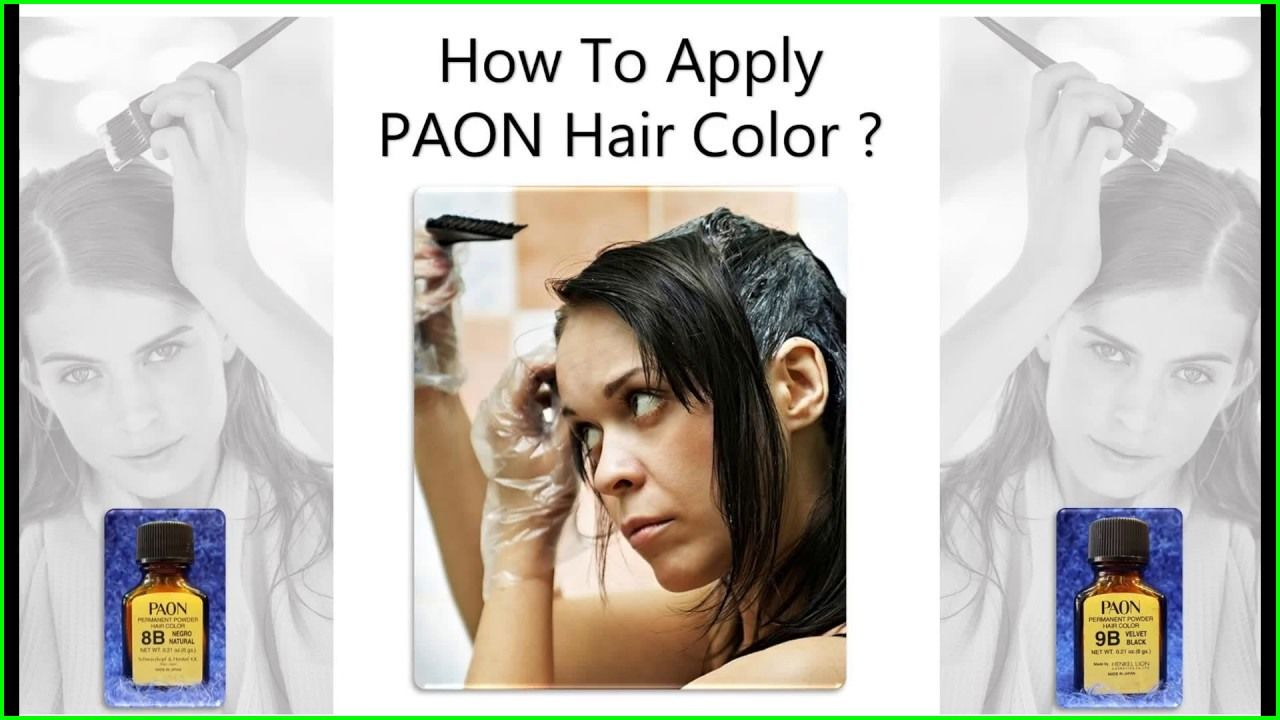 Bigen Hair Dye Side Effects 10217 How To Apply Paon Hair Color Dÿz Hair Color Reviews Hair Color Bigen Hair Color